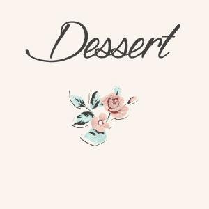 dessertlitter